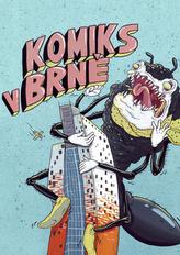 Komiks v Brně