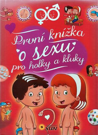 První knížka o sexu pro holky a kluky - neuveden