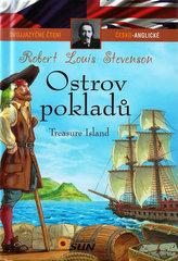 Dvojjazyčné čtení Č-A - Ostrov pokladů