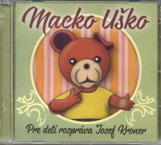 CD-Macko Uško-rozpráva Jozef Kroner - Jörg Meidenbauer