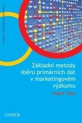 Základní metody sběru primárních dat v marketingovém výzkumu