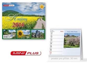 Krajiny 2016 - stolní kalendář