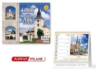 Katolický 2016 - stolní kalendář