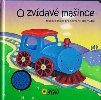 O zvídavé mašince - zvuková knížka - neuveden
