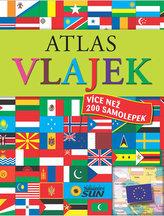 Atlas vlajek se samolepkami - 3. vydání