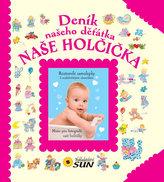 Deník našeho děťátka - NÁŠE HOLČIČKA