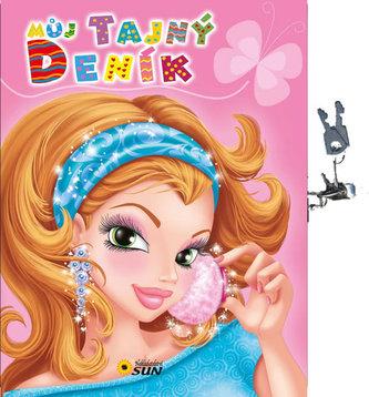 Můj tajný deník - zábavné čtení pro holky - neuveden