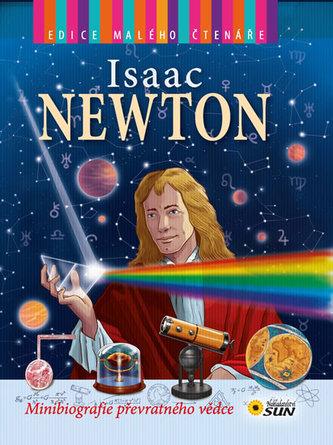 Isaac Newton - Edice malého čtenáře
