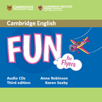 Fun for Flyers - Anne Robinson; Karen Saxby