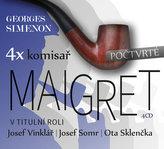 4x komisař Maigret počtvrté