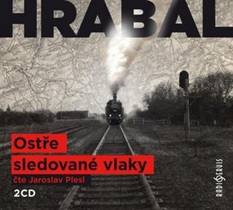 Ostře sledované vlaky -2CD