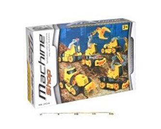 Šroubovací stavební stroj