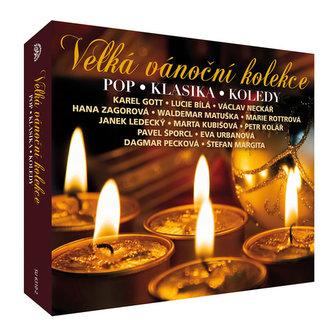 Velká vánoční kolekce - 3CD - kolektiv