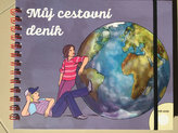 Můj cestovní deník - ilustrovaný zápisník pro děti od 9-12 let