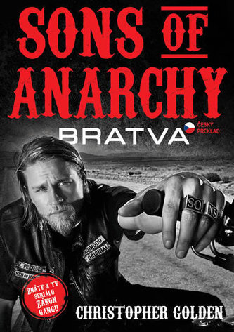 Sons of Anarchy - Bratva - Zákon gangu - Golden Christopher