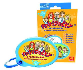 Povídačky s předškoláčky - Rodinná komunikační hra