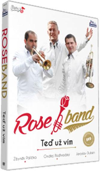 Rose Band - Teď už vím - DVD