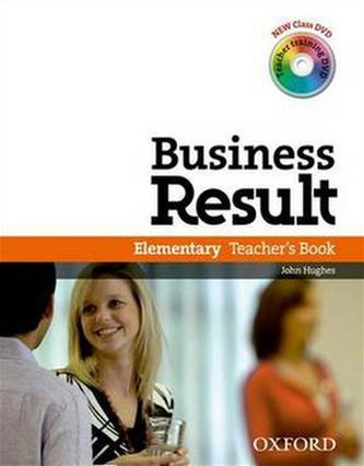 Business Result Elementary Teacher´s Book