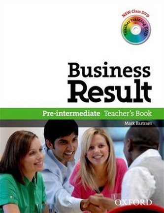 Business Result Pre-intermediate Teacher´s Book