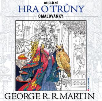 Hra o trůny Omalovánky - George R. R. Martin