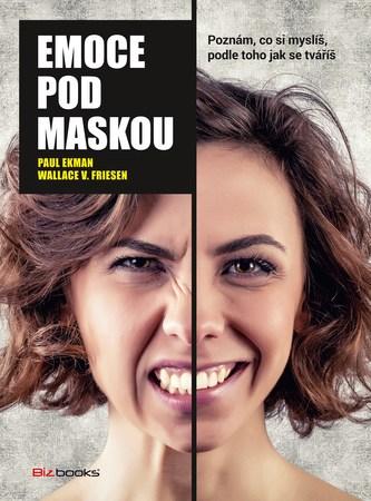 Emoce pod maskou - Paul Ekman, Wallace Friesen