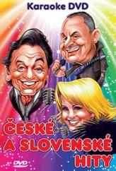 DVD-Karaoke-České a Slovenské Hity