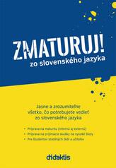 Zmaturuj! zo slovenského jazyka