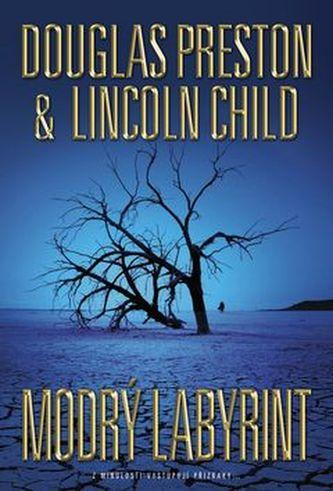 Modrý labyrint - Douglas Preston; Lincoln Child
