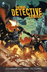 Batman DC4 Trest