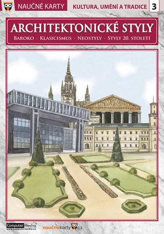 Naučné karty Architektonické styly