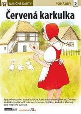 Naučné karty Červená Karkulka
