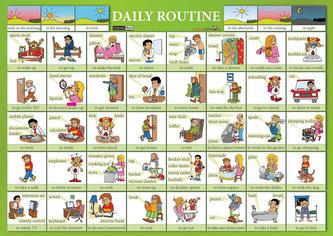 Karta Daily Routine