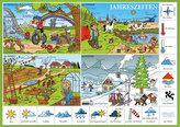Karta Jahreszeiten