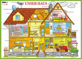 Karta Unser Haus