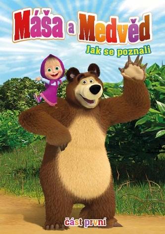 Máša a medvěd 1