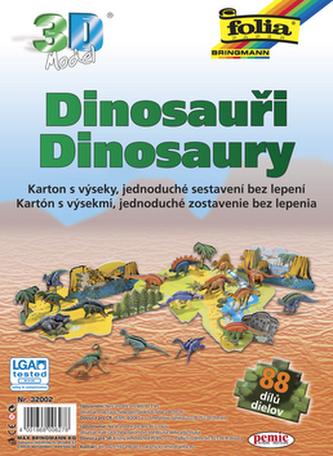 Max Bringmann KG - 3D model Dinosauři