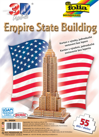 Max Bringmann KG - 3D model Empire State Building