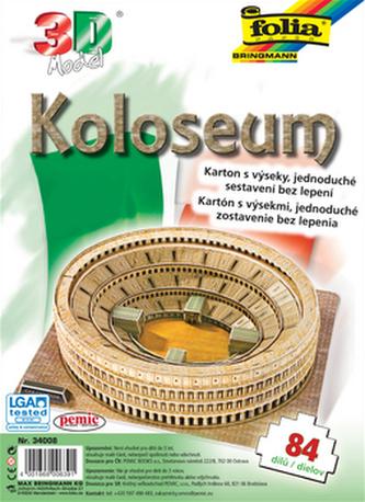 3D modely Koloseum
