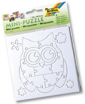 Mini puzzle 4 motivy