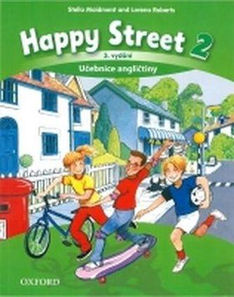 Happy Street 3rd Edition 2 Učebnice - Stella Maidment; L. Roberts