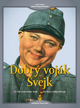 Dobrý voják Švejk - DVD (digipack) - neuveden