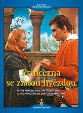 Princezna se zlatou hvězdou - DVD (digipack)