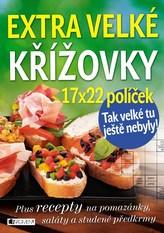 Extra velké křížovky (pomazánky, saláty a předkrmy)