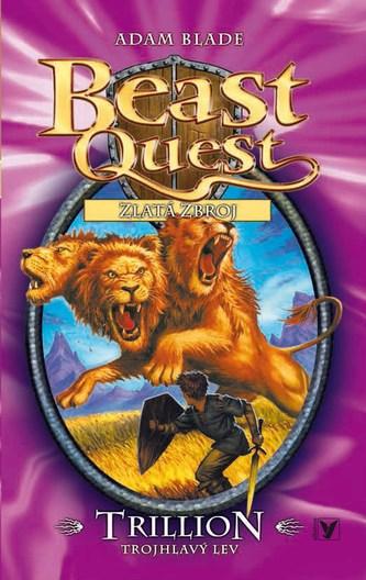 Trillion, trojhlavý lev, Beast Quest (12)