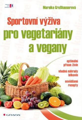 Sportovní výživa pro vegetariány a vegany