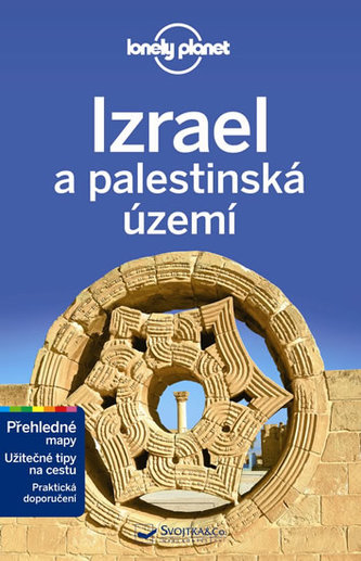 Izrael a palestinská území - Lonely Planet - neuveden