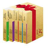 Vánoční komplet (obsahuje: Přátelé navždy, Zrada, Milovat znovu, Narozeniny, Hotel Vendôme)