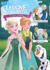 Ledové království 2 nové příběhy - Kouzelné dětství + Tající srdce