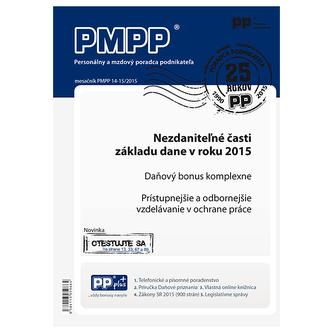 Personálny a mzdový poradca podnikateľa 14,15-2015