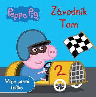 Peppa Pig Závodník Tom - Moje první knížka - neuveden